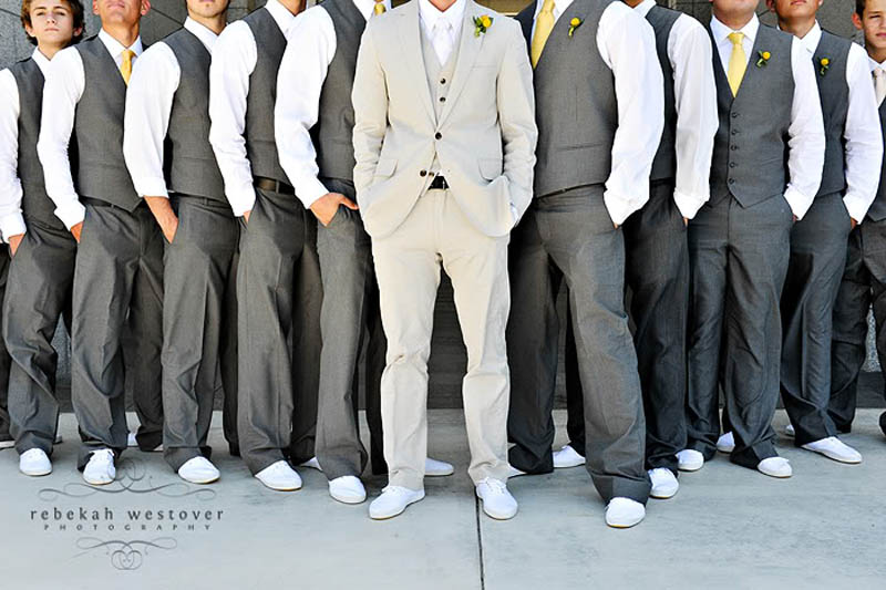 Stunning Gray Suit For Wedding Gallery - Styles & Ideas 2018 ...
